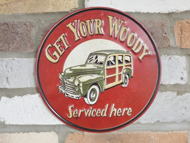 Sign (Woody) 4854