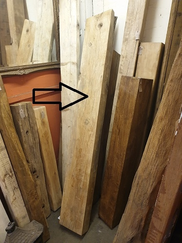 Reclaimed Dorset Oak Beam Inglenook Fireplace 2m