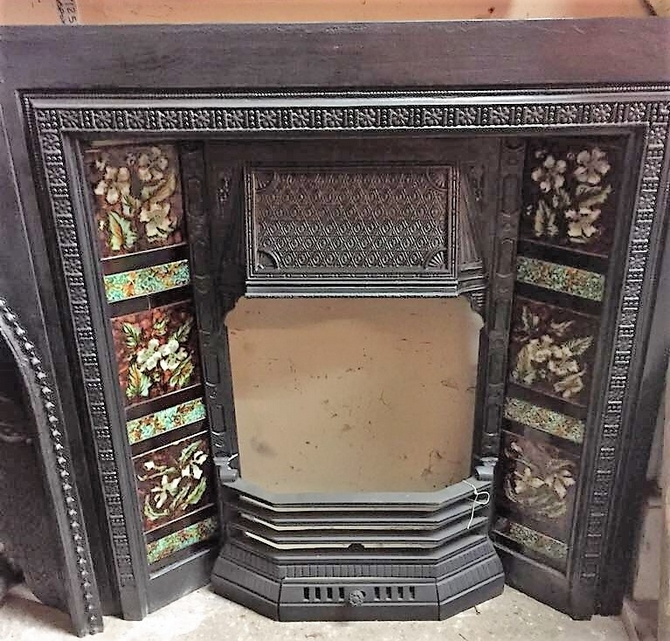 Original Cast Iron Insert