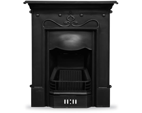 Tulip Cast Iron Combination Fireplace