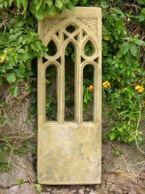 2 Panel Gothic Window