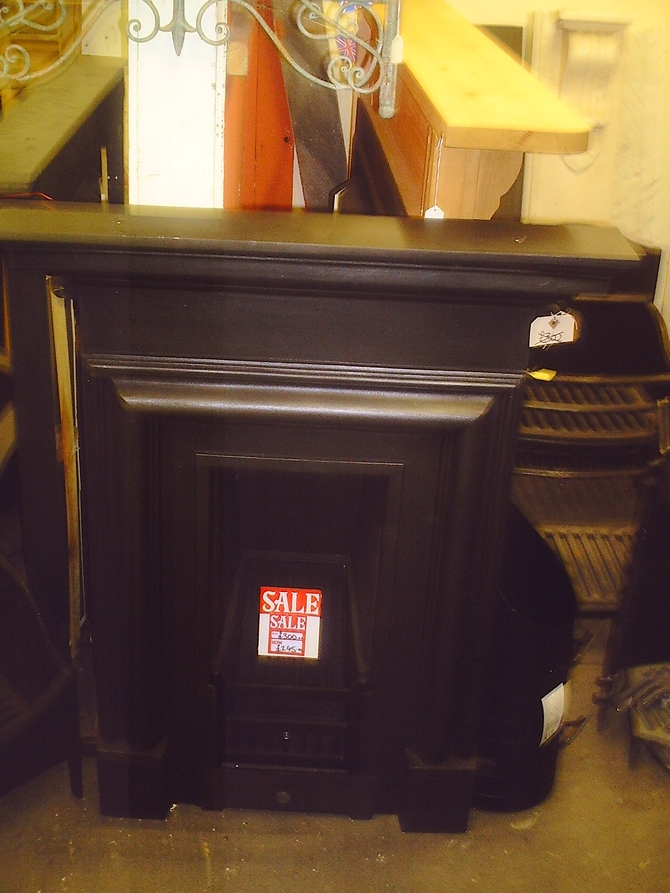 Combination Fireplace AR554