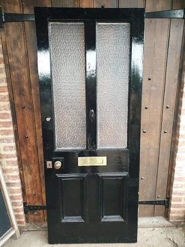 Victorian Glazed Front Door