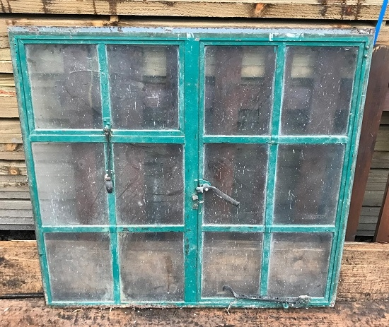 Reclaimed Crittall Window