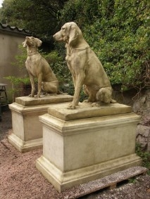 Jaquemart Hunting Dogs