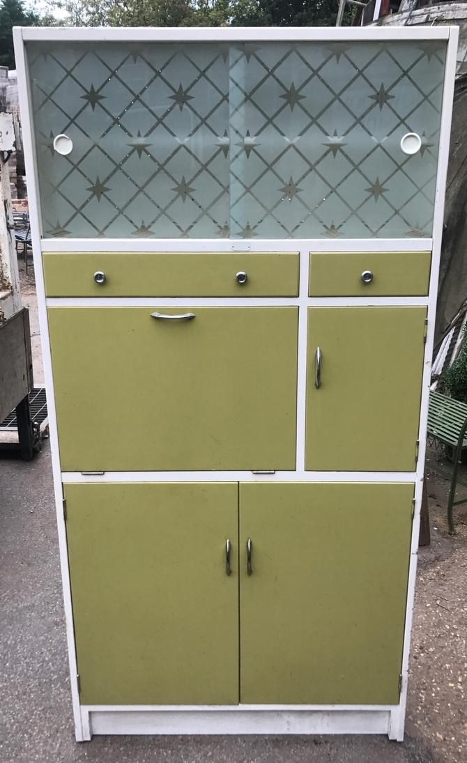 1950's Retro Kitchen Larder Unit