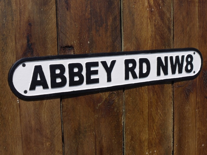 Sign (Abbey Road)