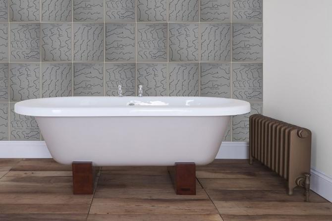 Cranford Cast Iron Bath