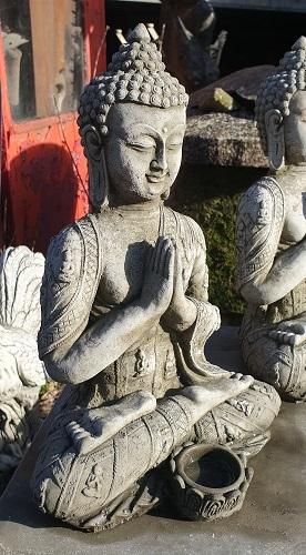 Large Tealight Buddha Statue
