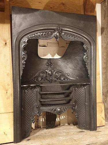 Original Victorian Hob Grate