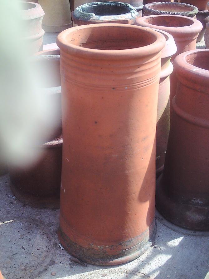 Roll Top Chimney Pot