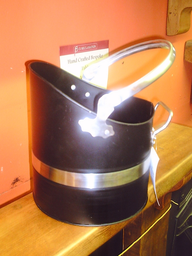 Warwick Helmet (coal bucket) AR580