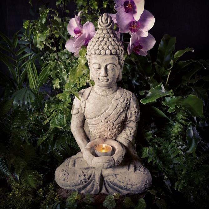 Buddha Tealight