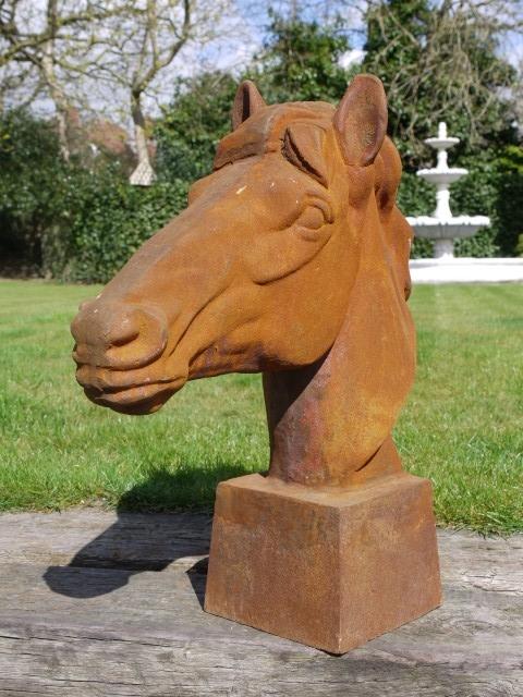 Horse Head (Rusty)