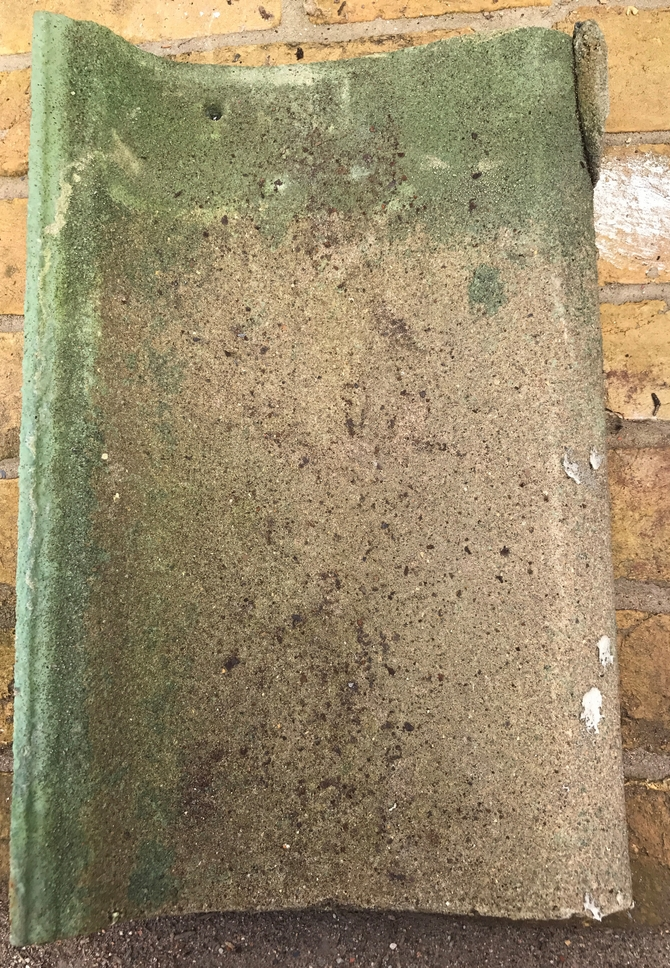 Reclaimed Redland Green Roof Tiles