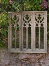 3 Panel Gothic Window