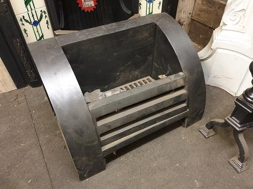 Modern Style Fire Basket