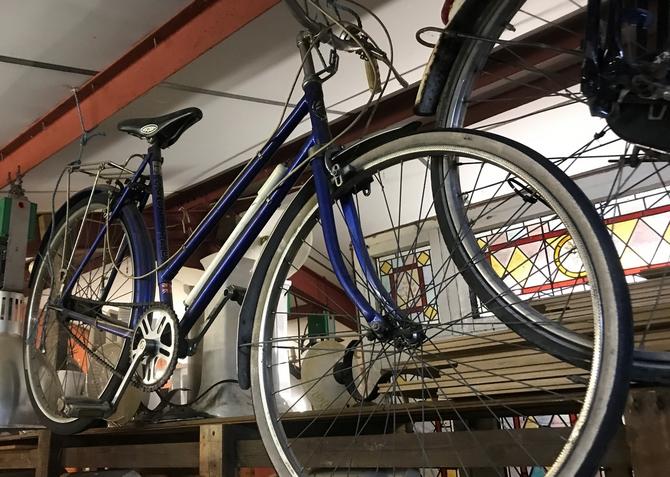 Vintage Moorland Bicycle