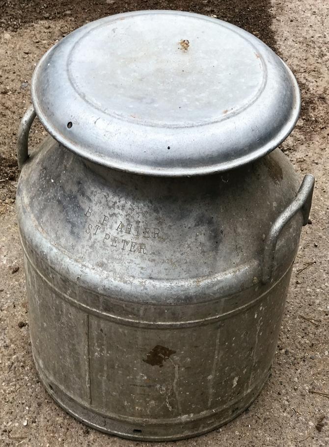 Swiftcan 5 Gallon Milk Churn