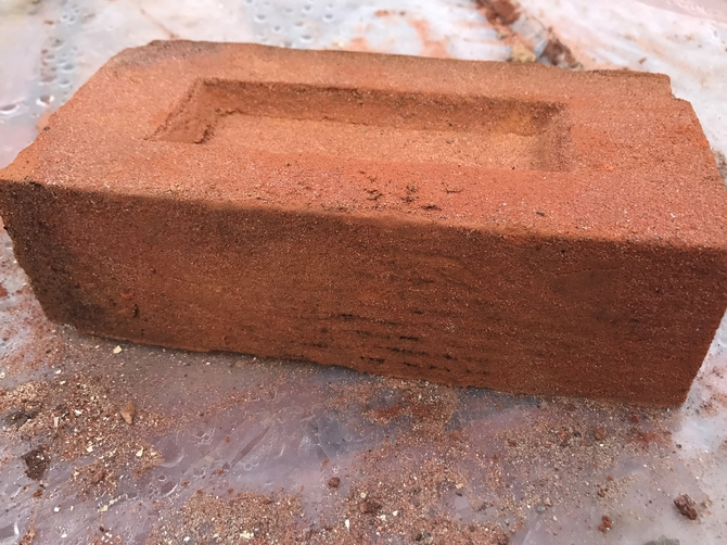 Reclaimed Imperial Bricks 225 x 110 x 70mm
