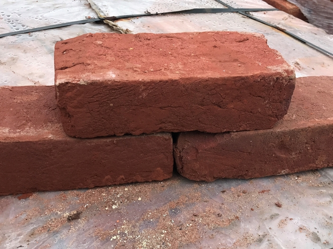 Reclaimed Imperial Handmade Bricks 235 x 115 x 65mm