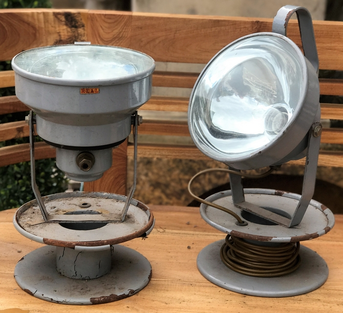 Industrial Work Lamps