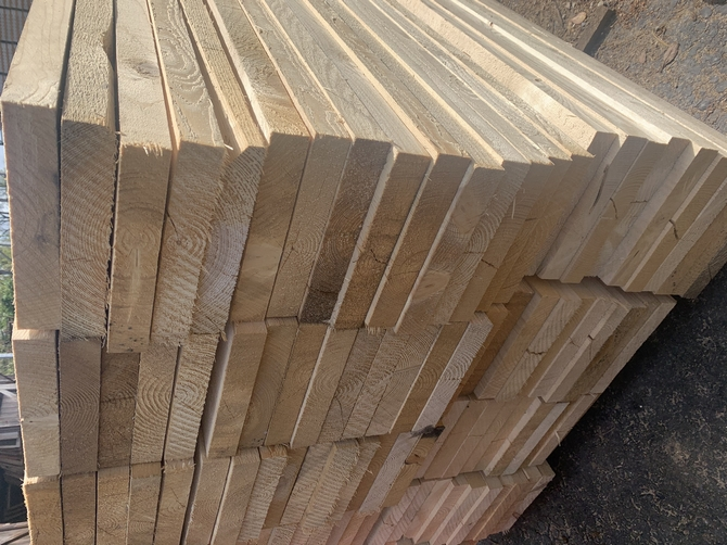 New 3.9 / 13 ft unbanded scaffold boards