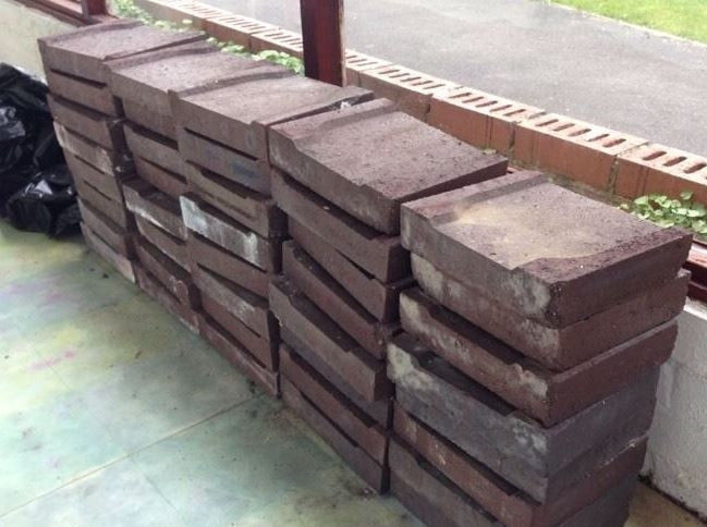 Reclaimed Fire Bricks