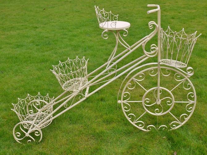 Bike Planter 799