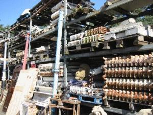 Reclaimed Cast Iron Column Radiators AR823