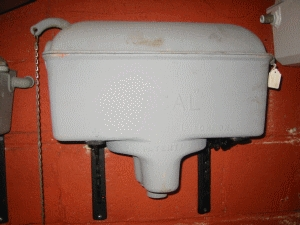 Cast Iron Cistern AR156