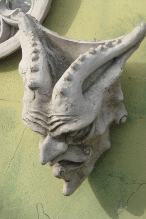 Wall Mounted Garden Ornament