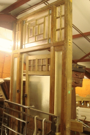 Large Exterior Door SOLD