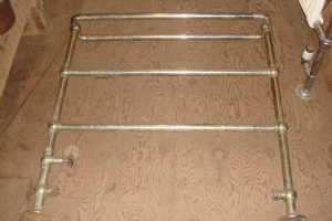 Heated Towel Rail