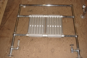 Heated Towel Rail AR242