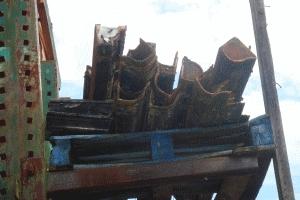 O & G Cast Iron Guttering AR841