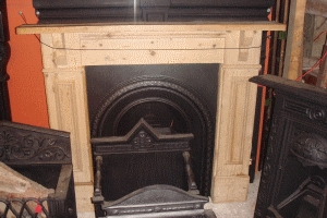 Wood Fire Surround AR280