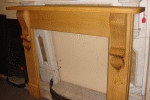 Wooden Fire Surround AR284