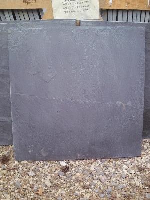 Riven slate 600 x 600