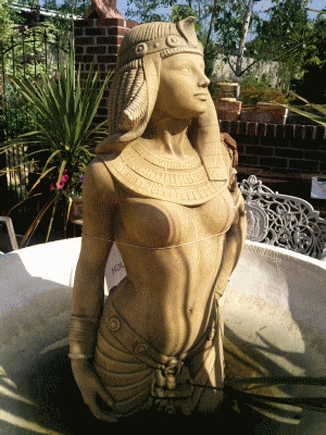 Cleopatra Statue SOLD