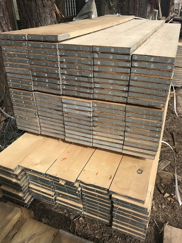New Scaffold Boards